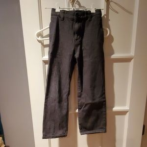 Boy tweed pant